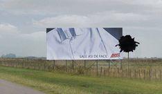 Condensador de Fluzo » Los 30 carteles publicitarios más creativos del mundo