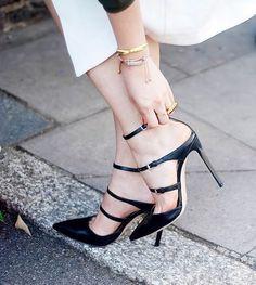 gianvitto rossi strappy heel