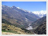 Ralam Glacier   Glaciers In Uttarakhand Ralam Glacier India