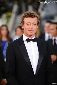 Simon Baker, loved him in the Guardian, less in the Mentalist.