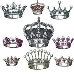 Every princess should own her own crown ♥