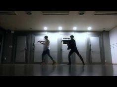 Dance practice - 정국이랑 지민이 ('Own it' choreography by Brian puspose) - YouTube