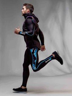 Snygga kläder för killar som tränar!