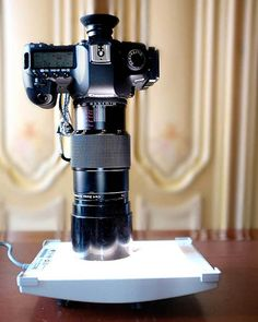 How to Scan Your Film Using a Digital Camera and Macro Lens  Gianluca Bevacqua · Dec 24, 2012