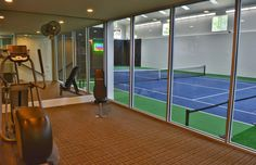 utah house that has an indoor tennis court | Interior Design Ideas | Pinterest | Utah, Home and Indoor tennis
