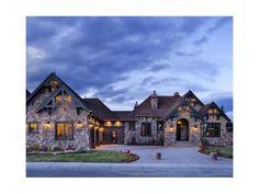 Stone bungalow