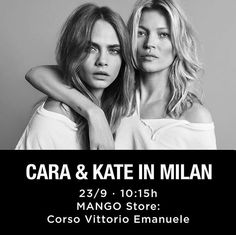 Best Friends Forever: Cara Delevingne (l.) und Kate Moss.
