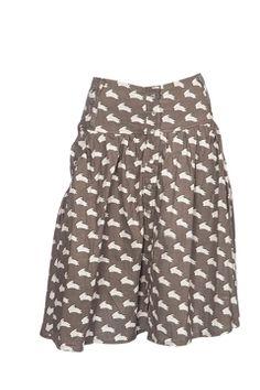 Boom Shankar 50s dresses Kargosh Skirt - Womens Knee Length Skirts at Birdsnest Online