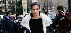 Front Row París Fashion Week:  Sara Sampaio