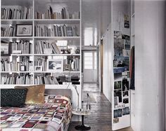 Ilse Crawford's London loft.