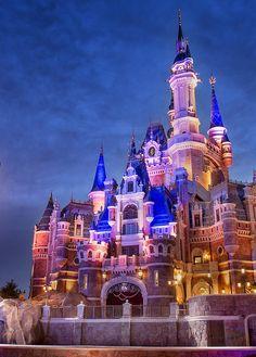 These Stunning New Photos From Shanghai Disneyland Are Stunning