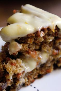 Deliciously Decadent Carrot Cake