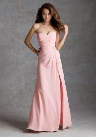 in pale pink -amelishanbridal Bridesmaid Dresses Milwaukee ...