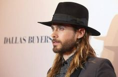 Jared Leto at the Dallas Buyers Club UK Premiere, in London (29.01.2014).