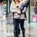 2013′s Most Stylish Celebs Mom Looks