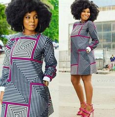 you need a professional tailor(s) to work with? Gazzy Consults is here to fill that void and save you the stress. We deliver both local and foreign tailors across Nigeria. Call or whatsapp 08144088142 Short African Dresses, Short Gowns, Latest African Fashion Dresses, African Print Dresses, African Prints, African Inspired Fashion, African Print Fashion, Africa Fashion, African Attire