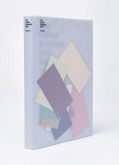 mini-mal-me:  The Colour Envelope: Studio Laucke Siebein