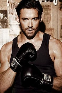 Everyone, I just got some amazing brand name purses,shoes,jewellery and a nice dress from here for CHEAP! If you buy, enter code:atPinterest to save http://www.superspringsales.com -   I'm convinced Hugh Jackman is the perfect man