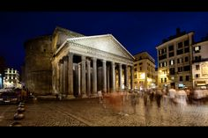 The Pantheon...one of my favorite buildings on earth.
