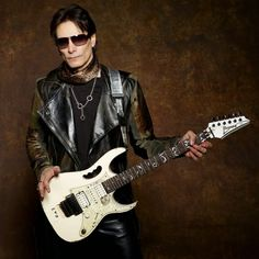 Steve Vai and Favored Nations Records Teams Up With Mascot Label Group - Welcome To All That Shreds! | All That Shreds!