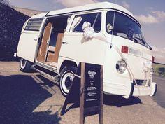 Classic VW Camper wedding hire in Devon Devon Holidays, North Devon, Wedding Hire, Vw Camper, Van, Weddings, Classic, Derby, Wedding Suit Rental