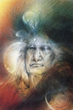 """Changing Woman"" par Susan Seddon Boulet"