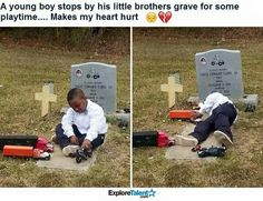 This is so sad but if you have siblings it hurts even more. Love your siblings. Stories That Will Make You Cry, Sad Love Stories, Touching Stories, Sweet Stories, Cute Stories, Happy Stories, Triste Disney, Try Not To Cry, Funny Memes