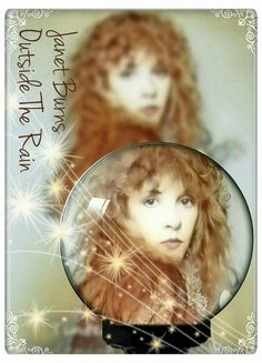 Stevie Nicks Edit Created by Janet Burns