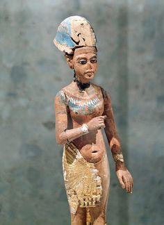 Neues Museum Berlin Ägyptisches Museum und Papyrussammlung Berlin Egyptian Museum and Papyrus Collection Berlin  Amenhotep IV - Akhenaten