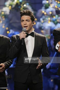 December22,2011.Guest at tonight show(American tv show) Twitter-Il Volo Fancommunity-