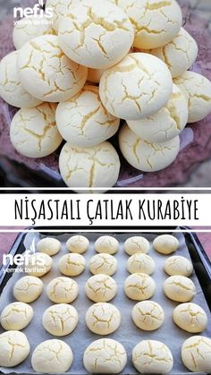 Food N, Food And Drink, Delicious Desserts, Yummy Food, Yummy Recipes, Cracker Cookies, Food Articles, Turkish Recipes, Crackers