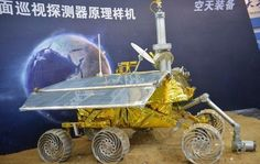"""China moon landing spotlights the rover Jade Rabbit. Although it's still operative, the rover, unfortunately, is no longer able to rove. The Moon Festival occurs in Chinese communities around the autumnal equinox. This will be the first time that a Moon goddess and her pet are demonstrably on the Moon. Mona Evans, """"Autumnal Equinox"""" http://www.bellaonline.com/articles/art178064.asp"""