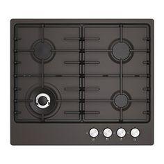 IKEA - LIVSLÅGA, Table de cuisson à gaz, Garantie 5 ans gratuite. Détails des conditions disponibles en magasin ou sur internet.Inutile d'utiliser des allumettes ou un briquet : pour allumer les brûleurs, il suffit d'enfoncer et de tourner les boutons.Vous permet de cuisiner avec plus de précision grâce aux brûleurs qui offrent un meilleur contrôle de la chaleur et du temps de cuisson.Les brûleurs permettent un gain de temps non négligeable : par exemple, l'eau est portée à…