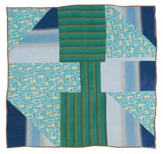 Time Travel Tuesday: Quilts of Gee's Bend