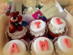 #cupcakes #lima #peru #teamo