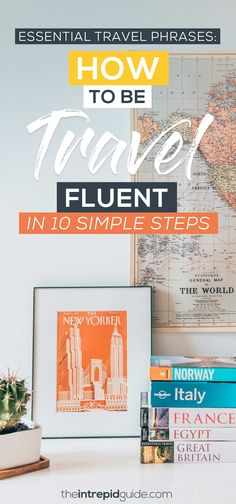 Essential Travel Phrases: How to be Travel Fluent in 10 Simple Steps Best Language Learning Apps, French Language Learning, Learn A New Language, Learning Italian, Learning Spanish, Spaced Repetition, Solo Travel Tips, Travel Advice, Learn French
