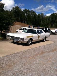 Buford Pusser's Police Car Pictures Of Police, Police Cars, Police Vehicles, Walking Tall, Civil War Photos, Emergency Vehicles, Fire Dept, Sirens, Law Enforcement