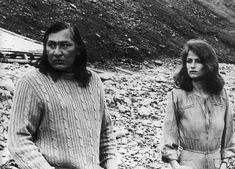 Will Sampson, Native American Actors, Sundance Kid, Charlotte Rampling, Cinema, Paramount Pictures, Clint Eastwood, Golden Age, Couple Photos