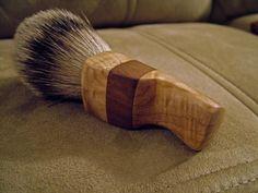 Handmade brush...Ahhhh, a future project.