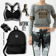 Nuevas propuestas de color para un #OutfitDeportivo comodo, moderno, Diseñado para tu que siempre estés al mejor #EstiloBodyFit FitInspiration  #FashionFitness #GymTime #Fitness #Modern #Anathomic #FashionSport #WorkOut #PhotoOfTheDay #LifeStyle #Woman #Shop #Casual #Trendy #NewCollecion #AthleticWear #YoSoyBodyFit #Shop #MusHave #BeOriginal #BodyFit #RopaDeportiva  #StyleRunner #FashionTrends #GetMotivated #SportLuxe #AthleticWear #StudioCollection