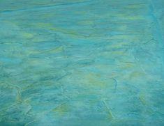 Dori Sanz  - s/titulo técnica mixta sobre lienzo  #landscape #painting #buenosaires