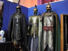 Lord Of The Rings Trilogy(2001-03) Costumes/Armor Designed Ngila Dickson & Richard Taylor