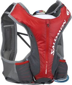 Great hydration pack for my long training runs.  Has a 1.5L bladder, storage, and fits like a glove.