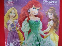 Disney Princess 2015