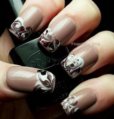 Endless Madhouse!: Time for a coffee... on your nails!!!