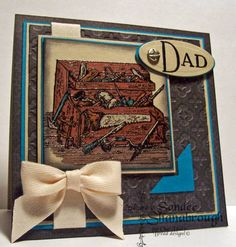Blessed is the Man by stampersandee - Cards and Paper Crafts at Splitcoaststampers