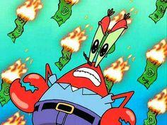 Spongebob Squarepants Krusty Love