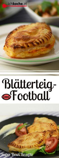 Blätterteig trifft Super Bowl - dieses schnelle Rezept werdet ihr lieben! Quick Recipes