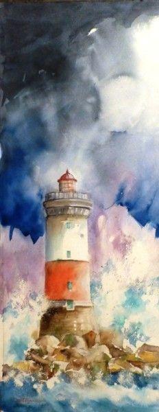 le phare dans la tempete(,version 2)