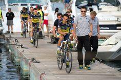 Contador à #PortoVecchio #tdf #2013